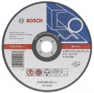 "Disco corte metal 4.1/2"" X 2,5mm. Bosch"