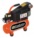 Compresor 6 Lt. 1 HP. Gladiator CE306/4