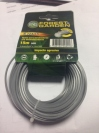 Rollo Tanza P/Bordeadora 1,3mm. x 15 Mt. Forest & Garden N713/15