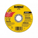 "Disco Corte Metal 4.1/2"" x 1,0mm. DeWalt DW8062"